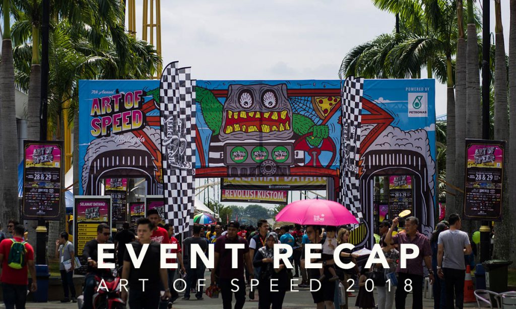 Return of the Cafe Racers - Event Recap – Art of Speed Malaysia