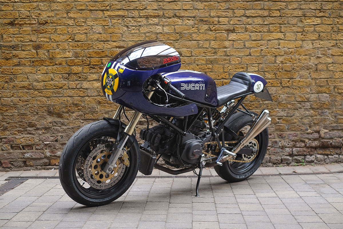 cafe racer cup ducati 750ss