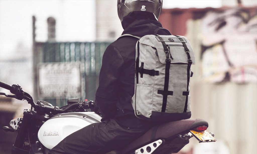 Return of the Cafe Racers - Riding Gear – Advokat 2 Backpack