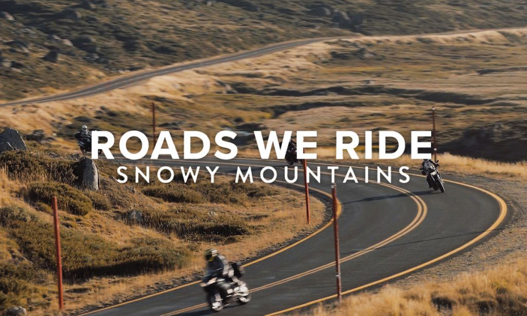 Return of the Cafe Racers - Roads We Ride – Snowy Mountains