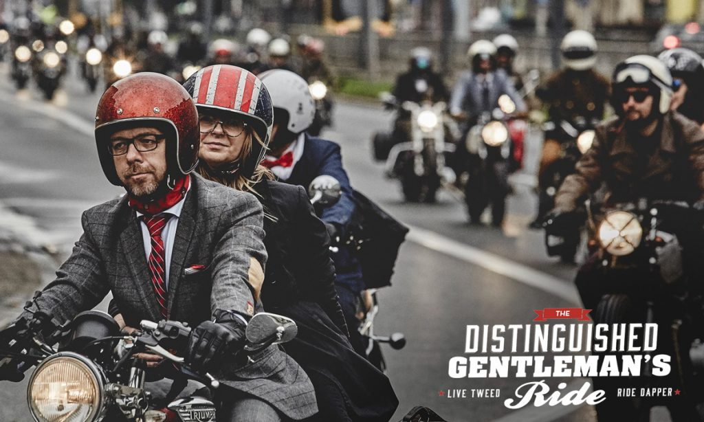 Return of the Cafe Racers - Stronger – The Distinguished Gentleman's Ride