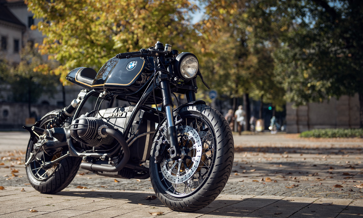 Diamond Atelier BMW R100R cafe racer