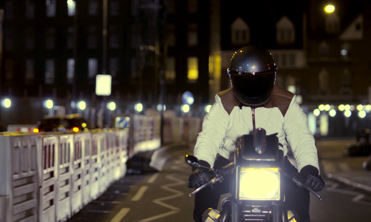 hedon mirage reflective jacket