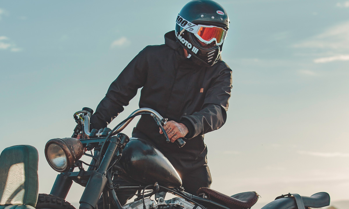 Akin Alpha 2 motorcycle jacket