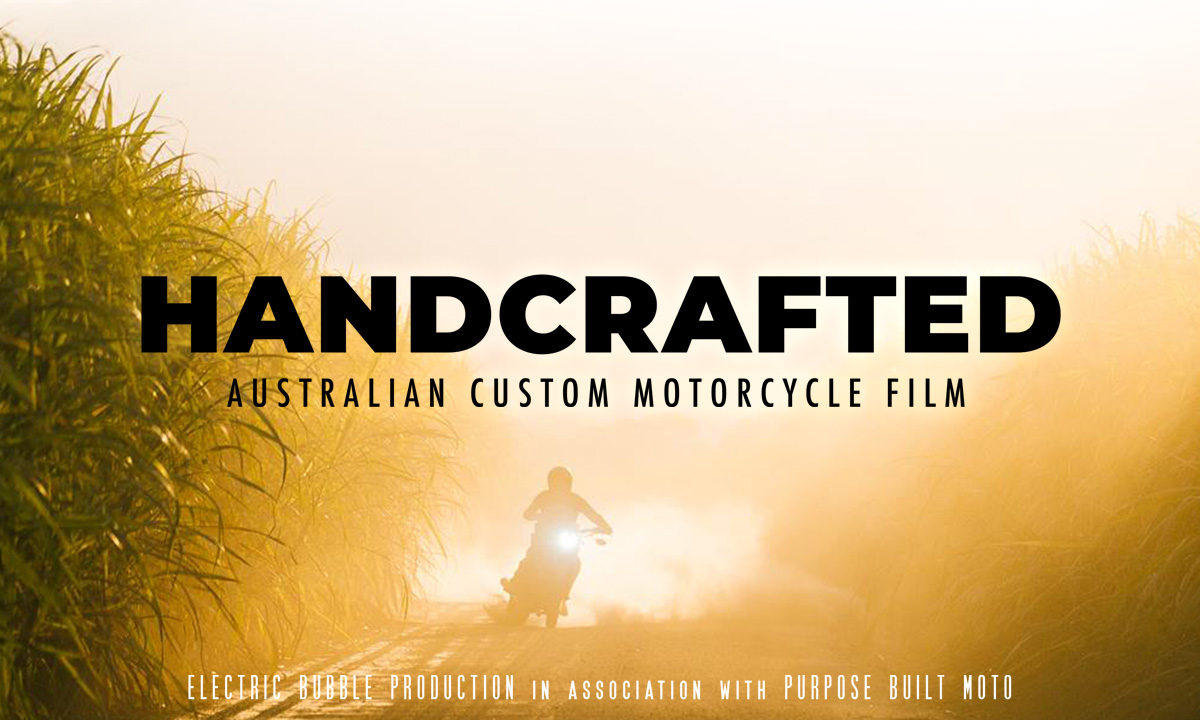 handcrafted custom motorcycle documentary