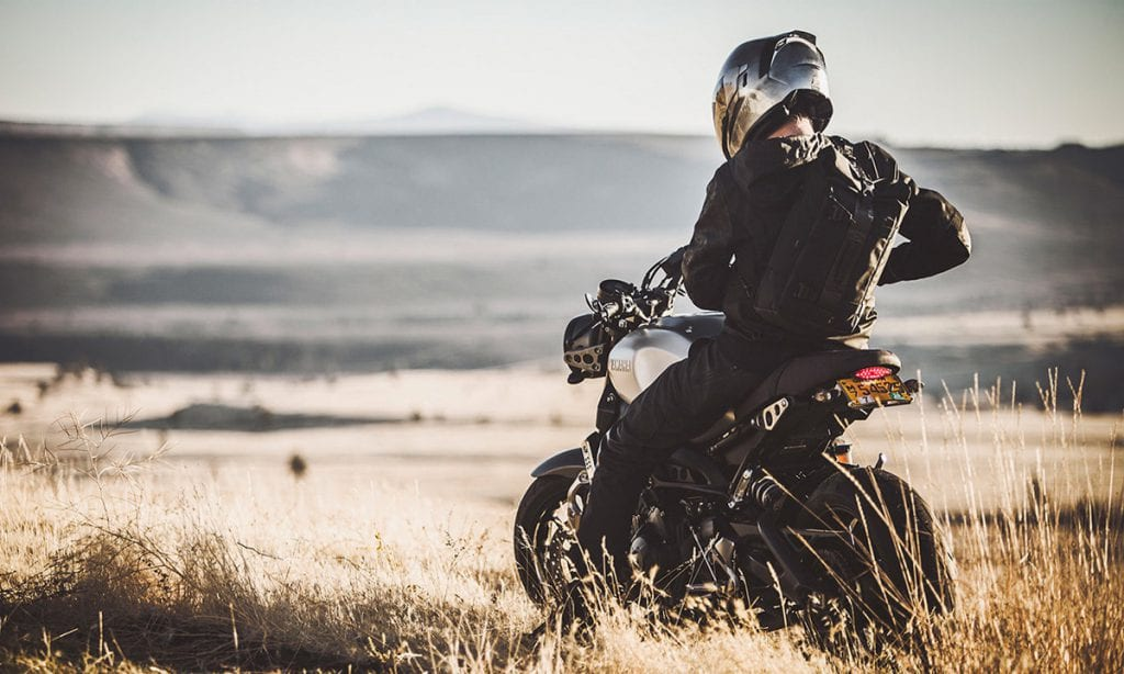 Return of the Cafe Racers - Riding Gear – Icon 1000 Slingbag