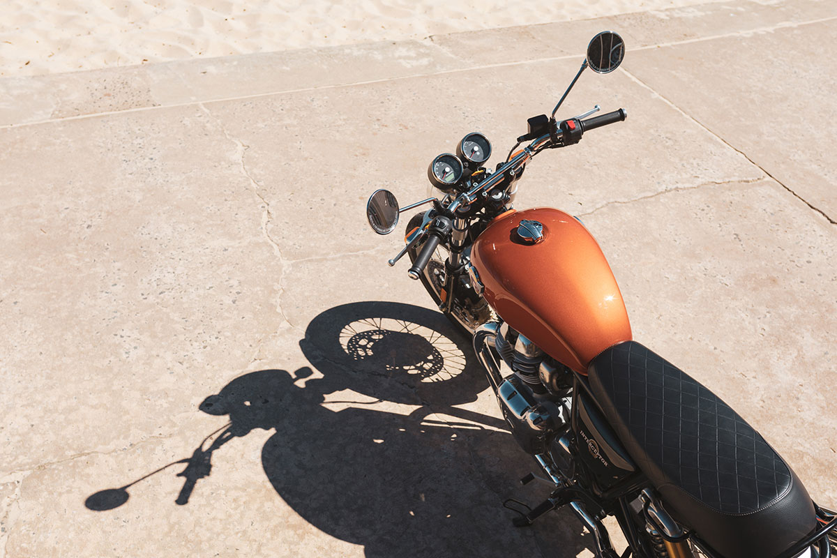 Royal Enfield 650 twin review