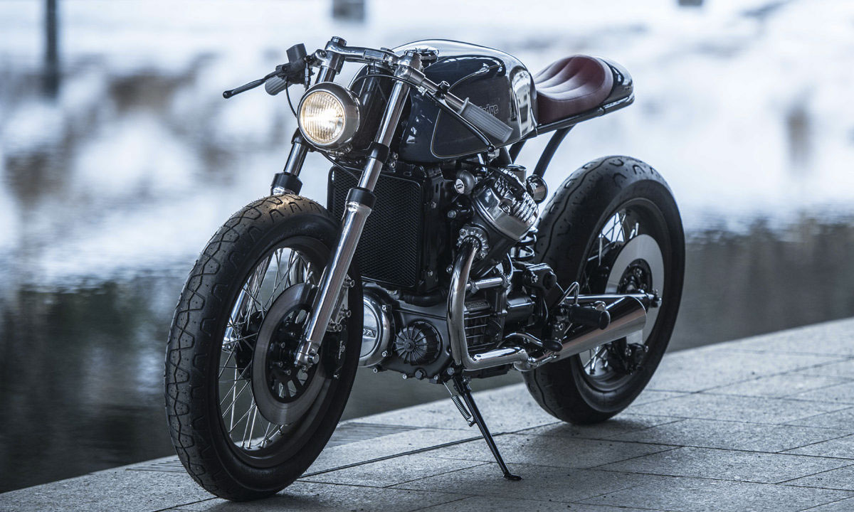 Return of the Cafe Racers - Wedge Motorcycle