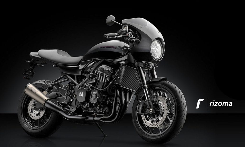 Return of the Cafe Racers - Kawasaki Z900RS Cafe by Rizoma