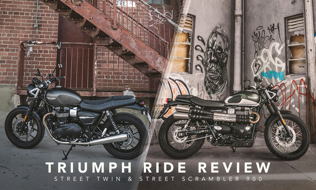 Triumph Street Twin Scrambler 2019 review