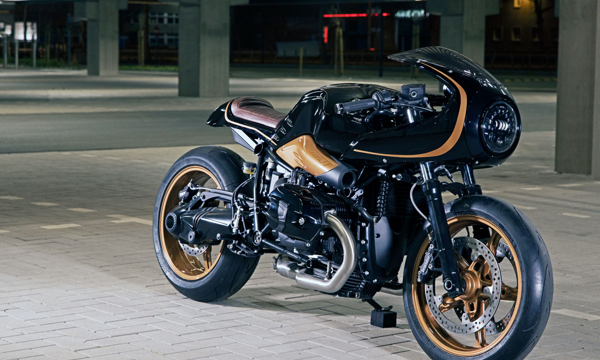 BMW R nineT Cafe Racer