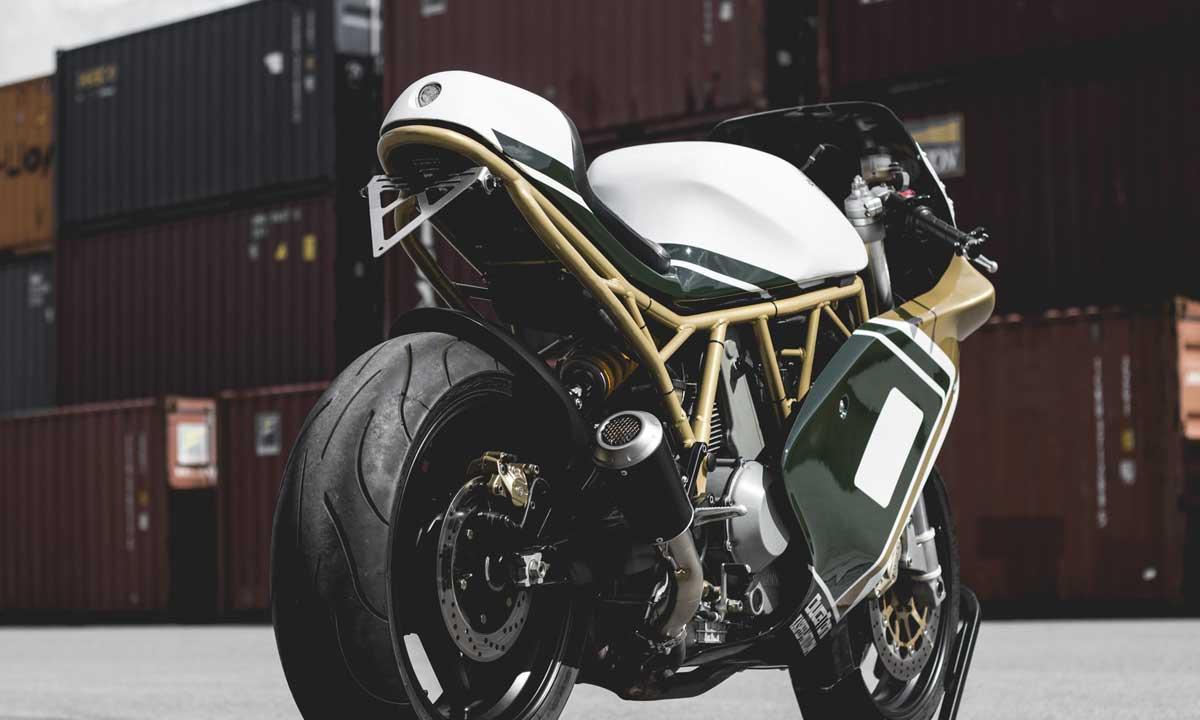 Return of the Cafe Racers - KASPEED Custom Motorcycles