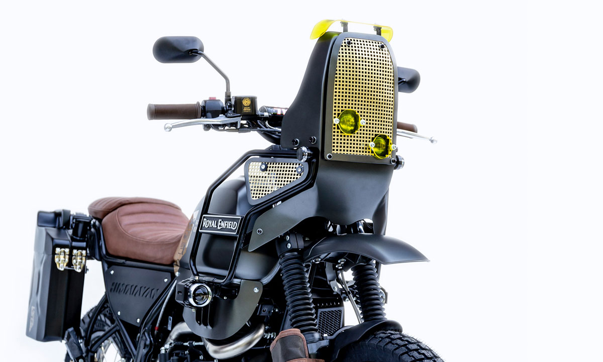 Wrench Kings custom Himalayan