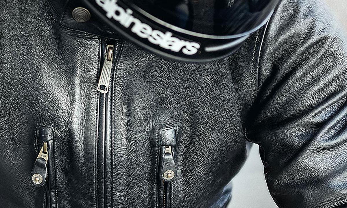 Return of the Cafe Racers - Riding Gear – Alpinestars Oscar Brass Jacket