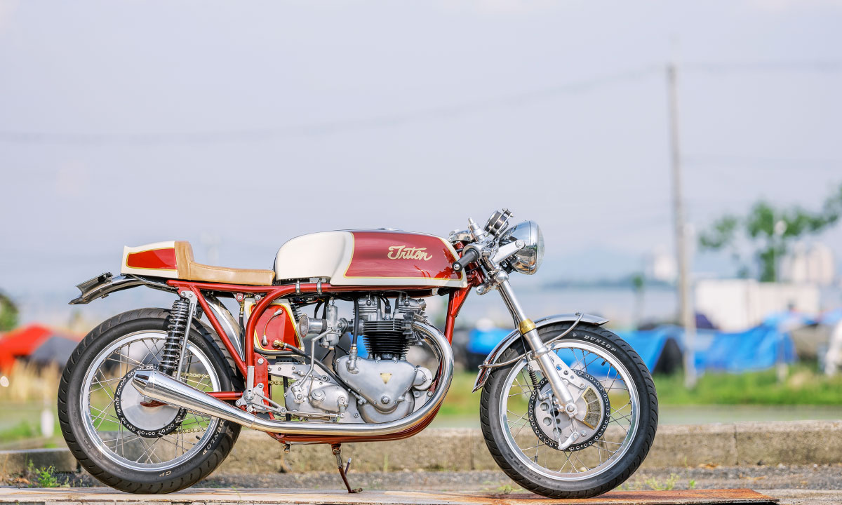 Return of the Cafe Racers - Berrybads Motorcycles