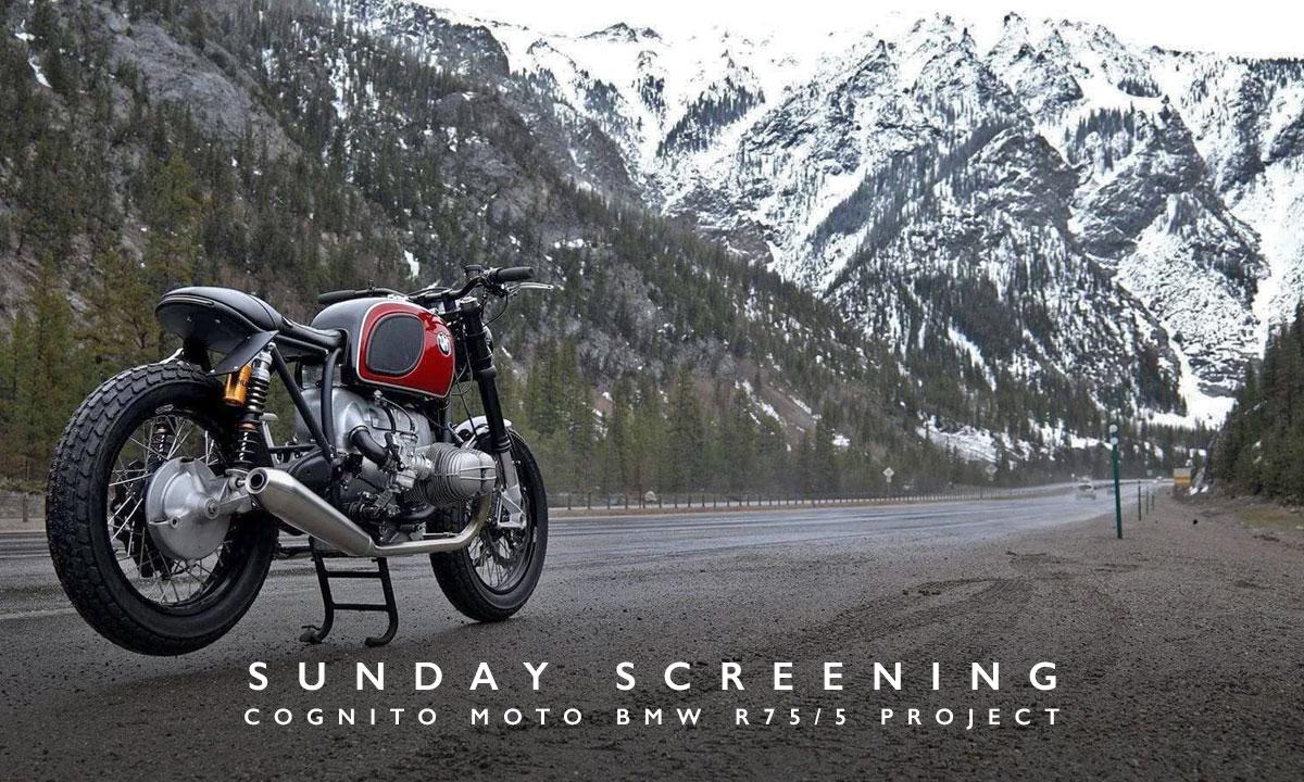 BMW R75 Cognito Moto