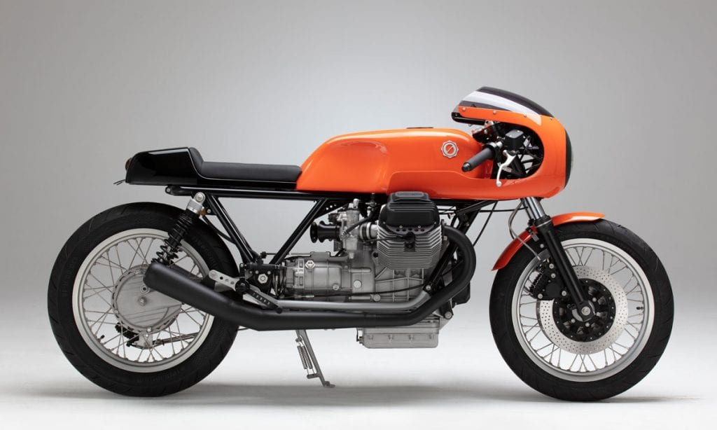 Return of the Cafe Racers - Third Time's a Charm – Kaffemaschine Le Mans 3