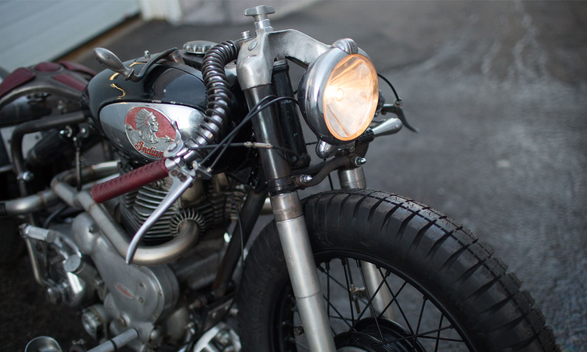 Return of the Cafe Racers - Madhouse Motors