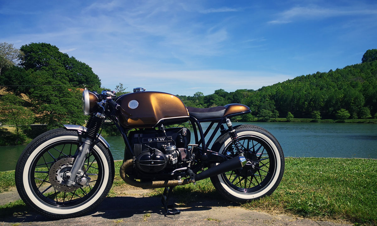 Roadburner BMW R80 Cafe Racer