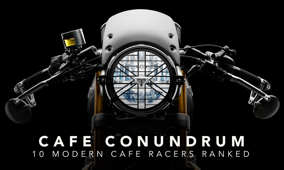 Modern Cafe Racer