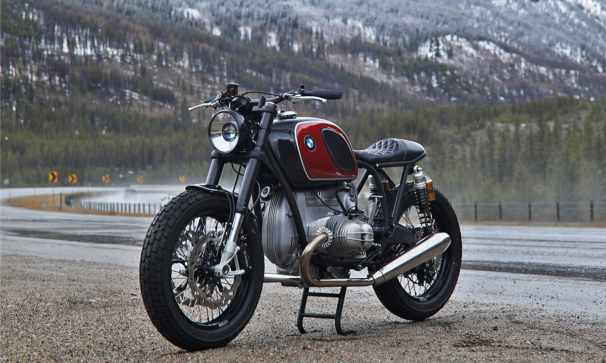 Return of the Cafe Racers - Golden Touch – Cognito BMW R75/5