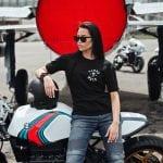 Pando Moto Womens Motorcycle Jeans