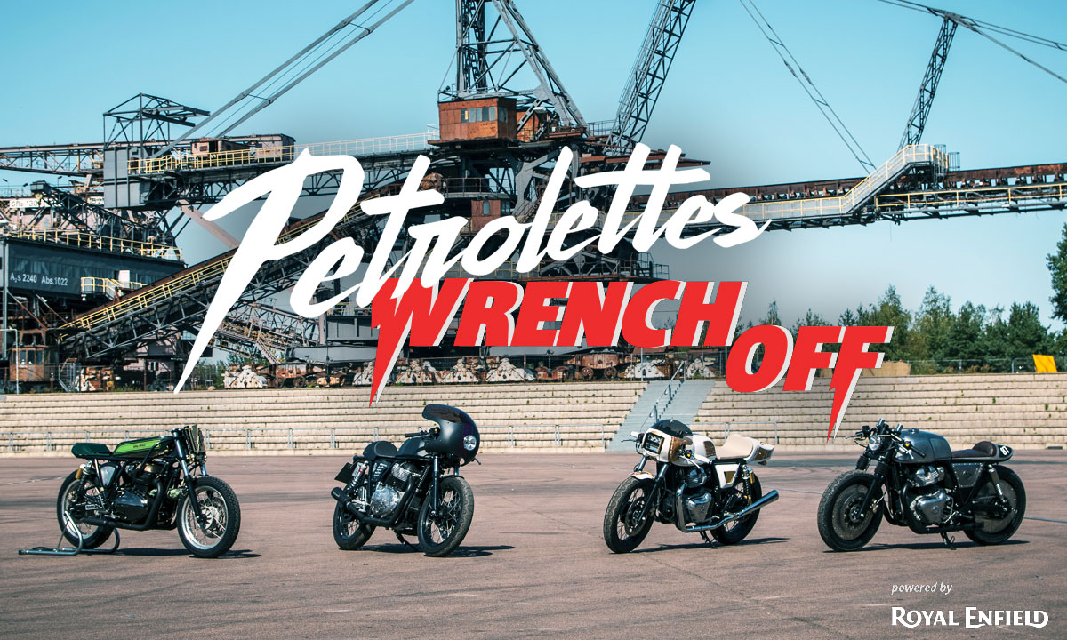 Petrolettes Wrench Off