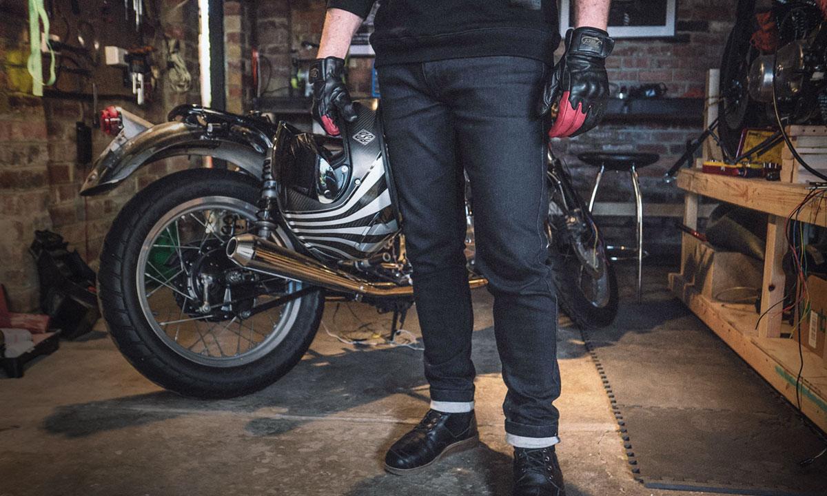 Saint Motorcycle Jeans