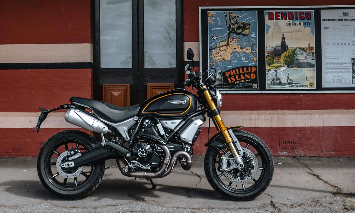 Ducati Scrambler 1100 review
