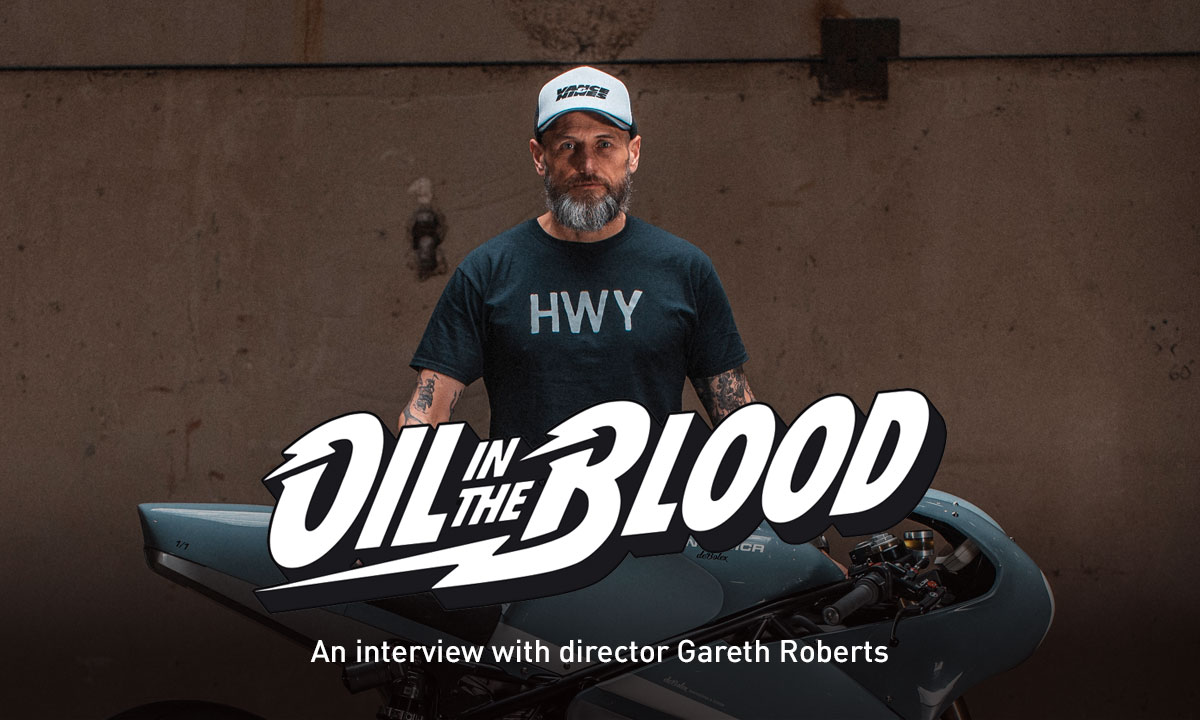 Oil in the Blood interview
