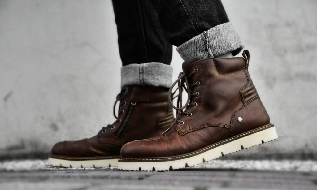 Return of the Cafe Racers - Riding Gear – Spidi X Village Boots