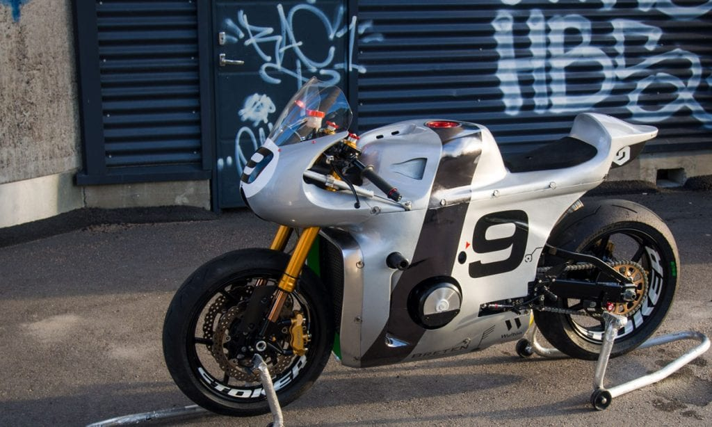 Return of the Cafe Racers - Fueling the Fire – Stoker Motorcycles ZX-6RR
