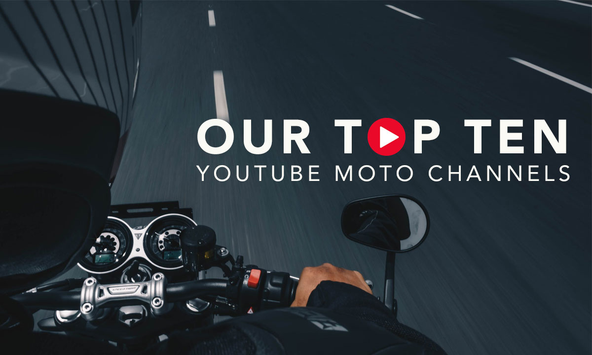 Return of the Cafe Racers - 10 must follow YouTube motorcycle channels