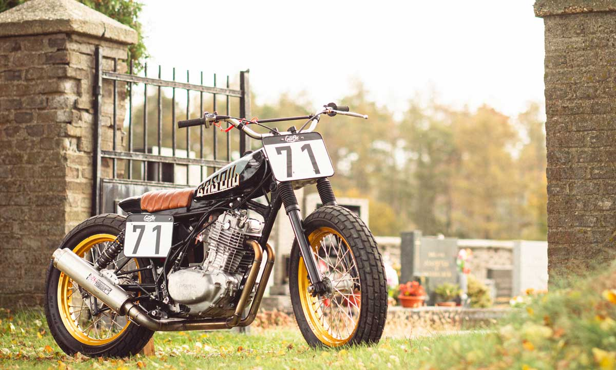 Honda XL500 Tracker