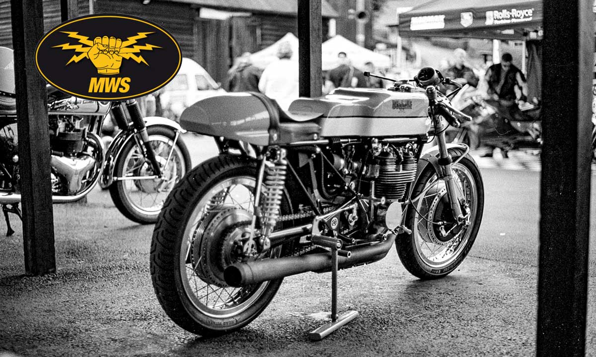 Return of the Cafe Racers - Motorcycle Wiring Specialists