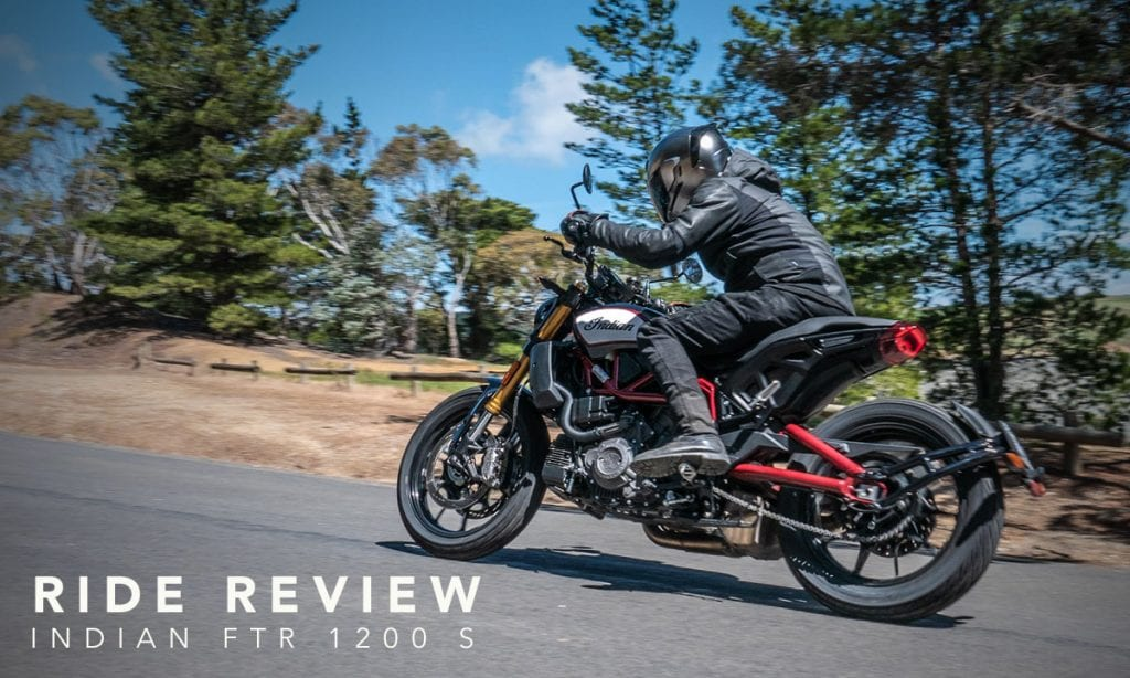 Return of the Cafe Racers - Indian FTR 1200 Review