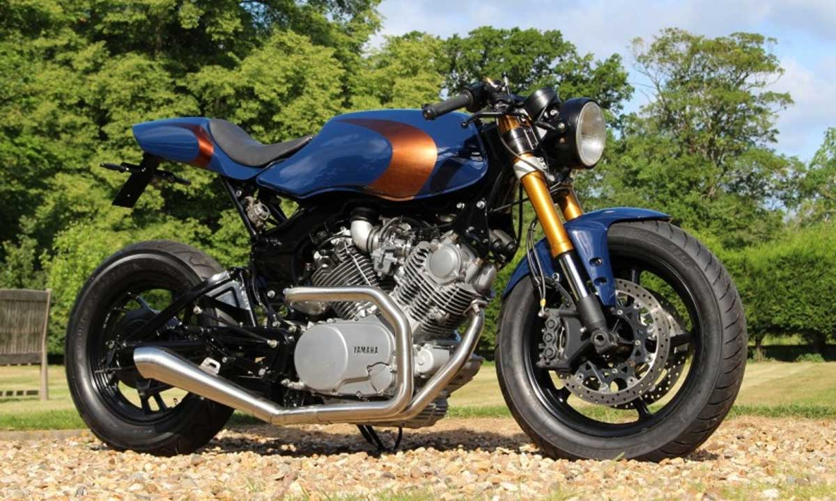 Return of the Cafe Racers - ASE Custom Motorcycles
