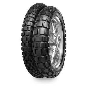 Dual sport tyres