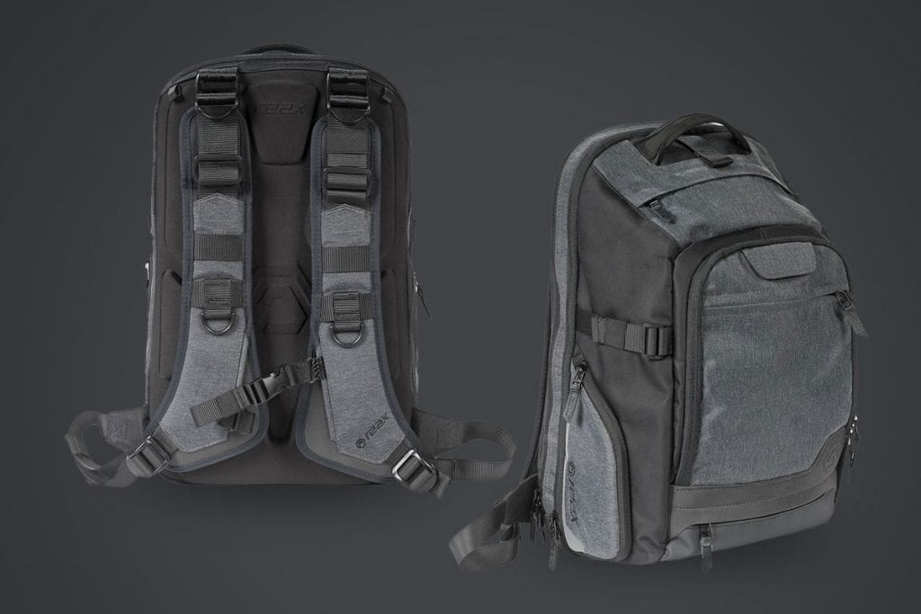 Return of the Cafe Racers - Riding Gear – Reax Traveler Backpack
