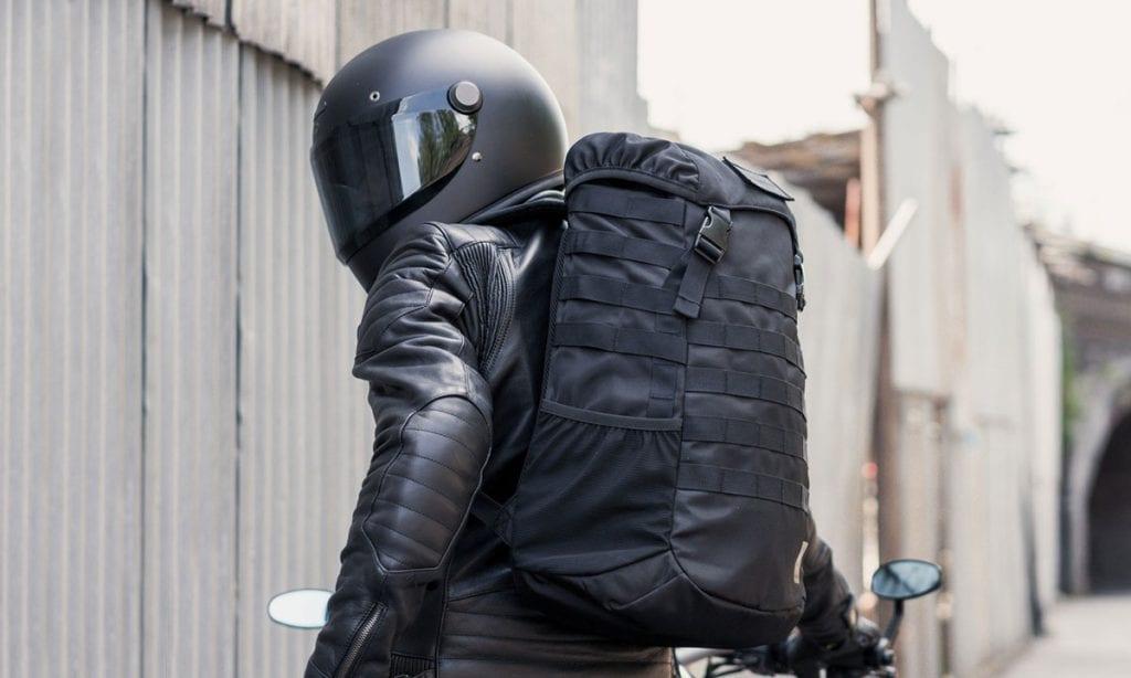 Return of the Cafe Racers - Riding Gear – Nixon Landlock GT Backpack