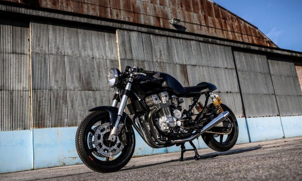 Return of the Cafe Racers - Brotherly Build – Fabbris Moto Honda CB750