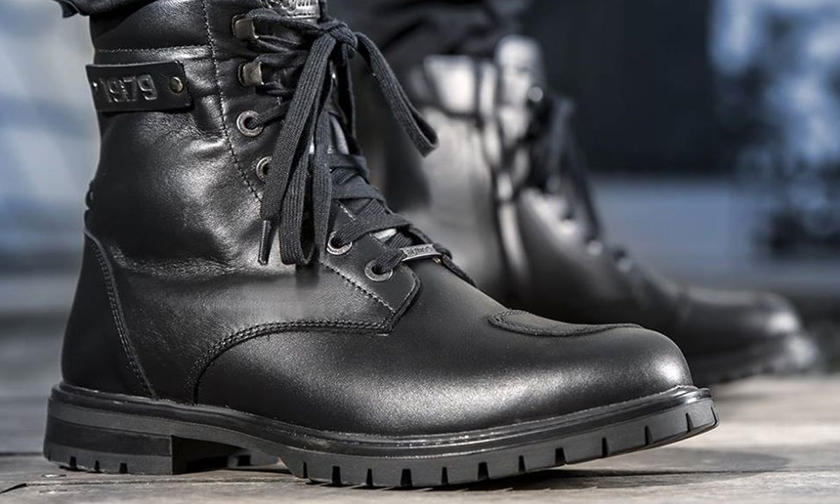 Return of the Cafe Racers - Stylmartin Jack Motorcycle Boots