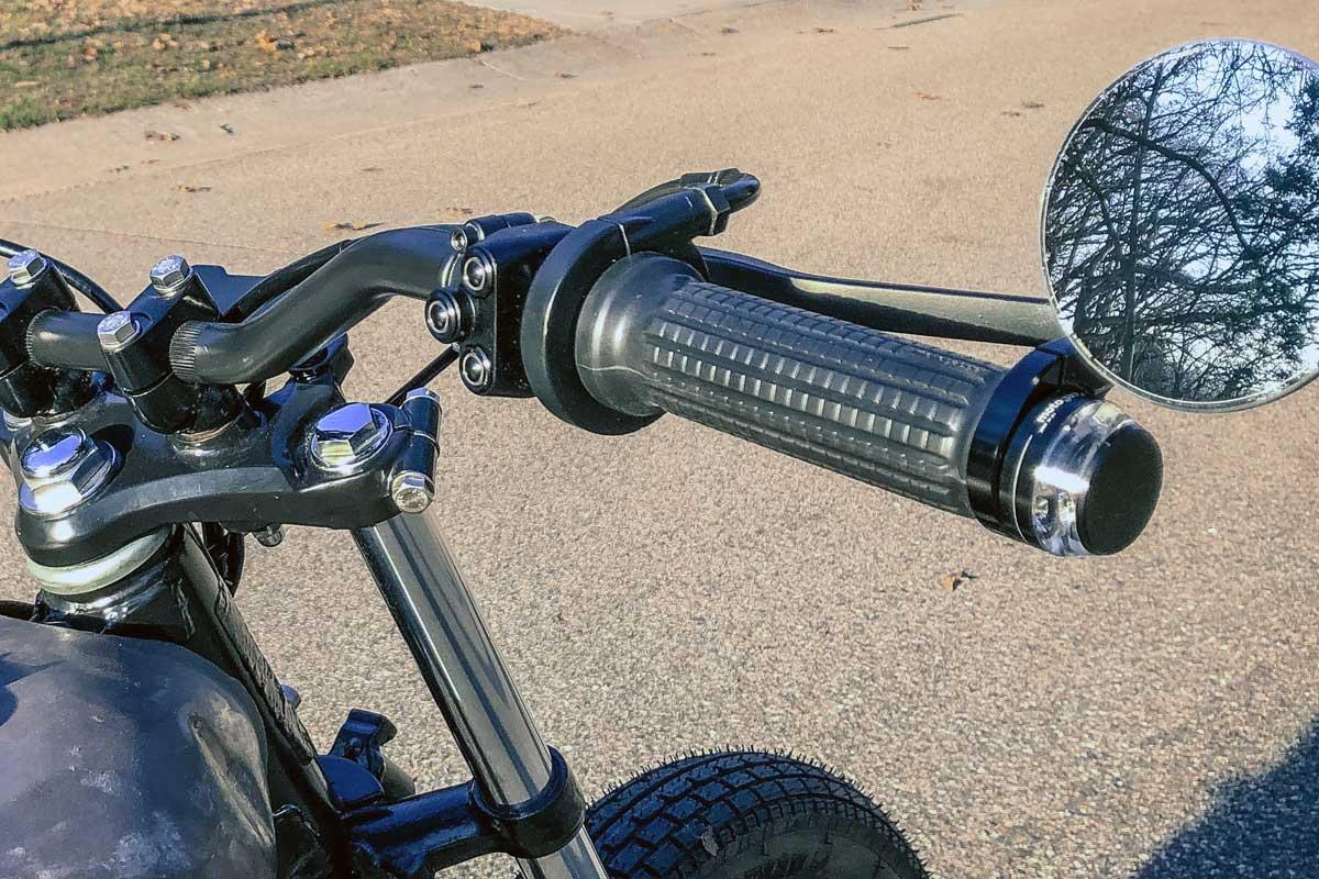 DIY Replacing handlebars