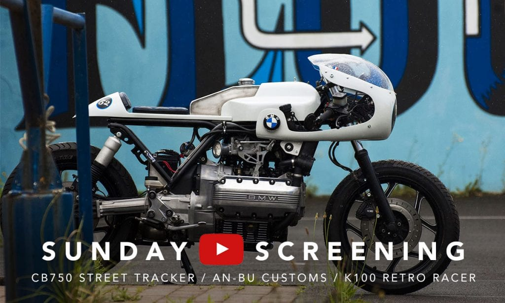Return of the Cafe Racers - Sunday Screening – Moto Content Lockdown Relief