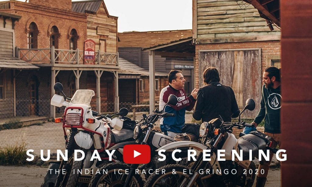 Return of the Cafe Racers - Sunday Screening – Indian Ice Racer & El Gringo 2020