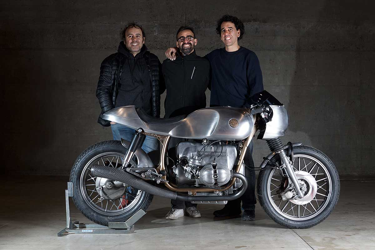 Valtoron motorcycles Rhombus 1000