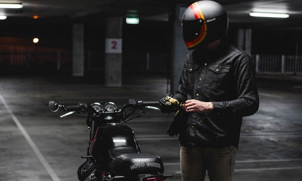 Return of the Cafe Racers - Cortech VooDoo Riding Shirt Review