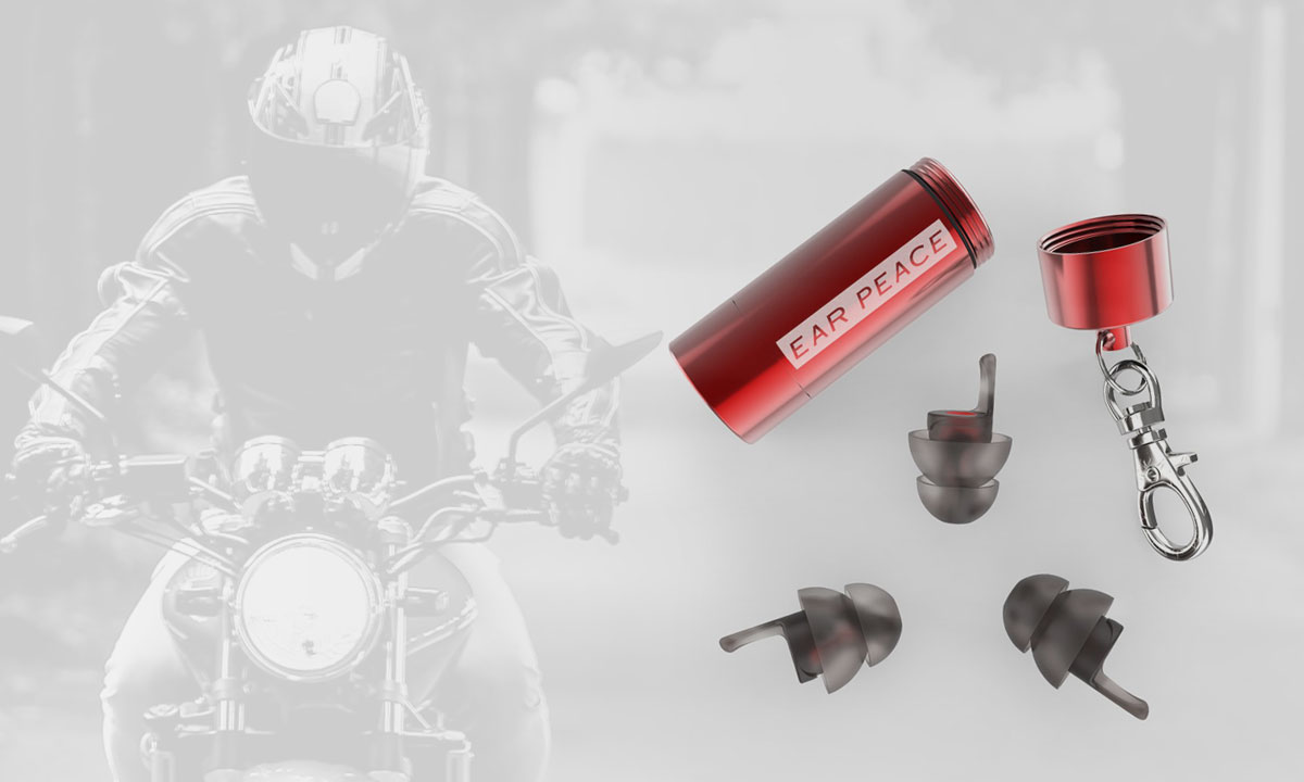 Return of the Cafe Racers - EarPeace M – Motorcyclist Ear Plugs Review