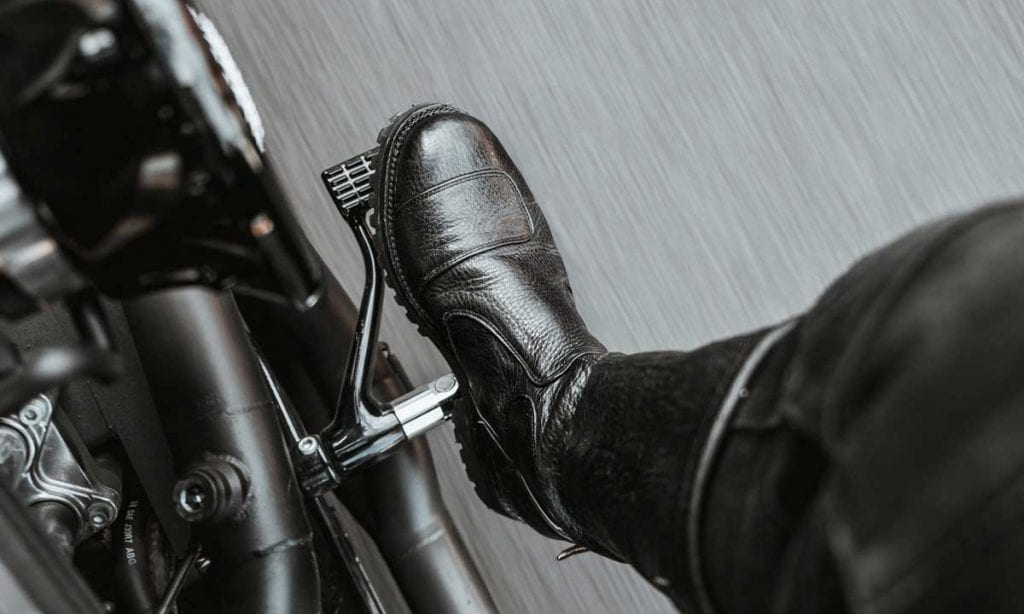 Return of the Cafe Racers - Gasolina Classic Boots Review