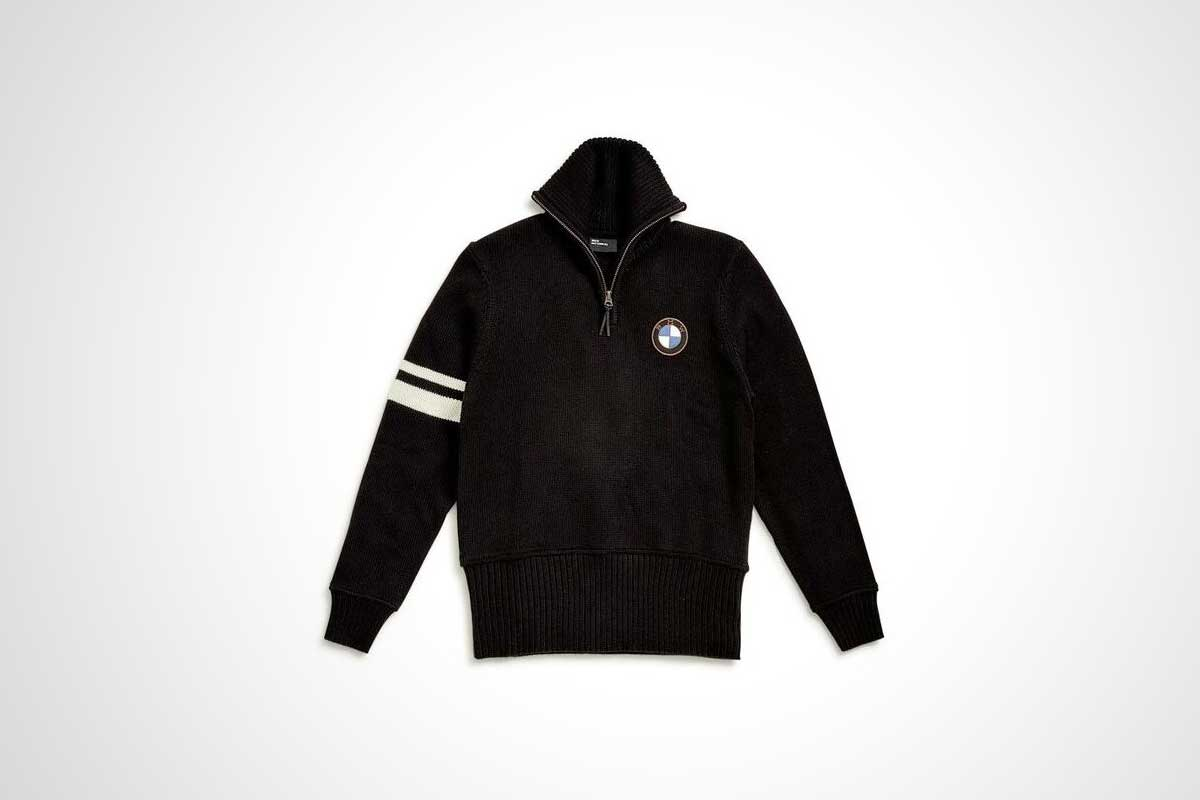 BMW Knit Boxer Pullover